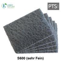 LN Schleifvliespads | Vliespads 100x140 mm (Korn S600) 5Stk.