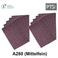 LN Schleifvliespads | Vliespads 100x140 mm (Korn A280)...