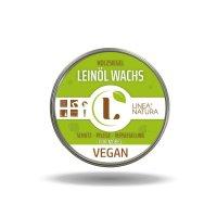 Leinöl Wachs Vegan | Möbelwachs Holzpflege...
