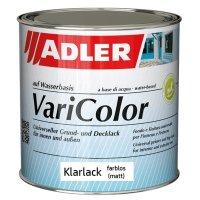 Adler Varicolor Klarlack Farblos matt | Acryllack...