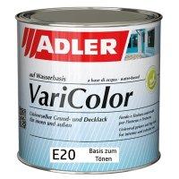 Adler Varicolor E20 Basis zum Tönen | Grund-und...