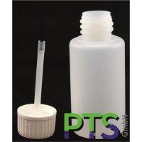 5 Stück - Pinselflaschen 30 ml