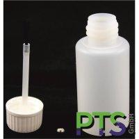 10 Stück - Pinselflaschen 30 ml