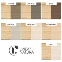 LINEA NATURA® - Holzlack Lasur halbdeckend   Möbel   Parkett u.- Treppen im Innenbereich