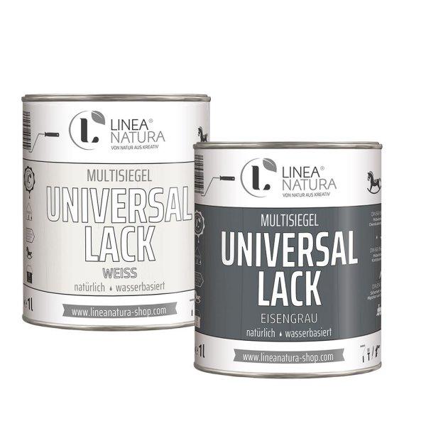 LINEA NATURA® Multisiegel Universal Lack seidenmatt 1 Liter