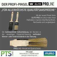 Mako Elite PROLINE Lasur-Flächentreicher 100-120mm