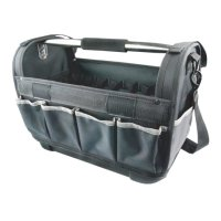 mako Werkzeugtasche Elite 42x23x30cm