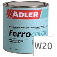 FerroColor Metalllack - W20 Basis zumTönen