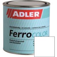 FerroColor Metalllack Weiß - W10 Basis zum...