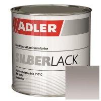 ADLER Silberlack | Metalleffektlack | Wetterfest 750ml -...