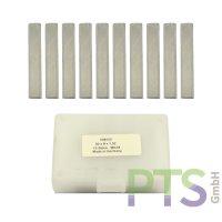 10 Stück Wendeschneidplatten HW/HM 50x8x1,5mm Z2 +...