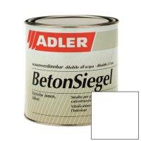 Beton-Siegel W10 Weiß Zementfarbe- Böden...