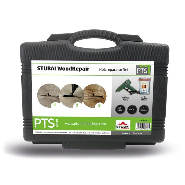 STUBAI WoodRepair - Holzreparatur Set