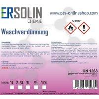 Waschverdünnung | Wasch- und Reinigungsmittel | Ersolin | 3 Liter Blechkanister