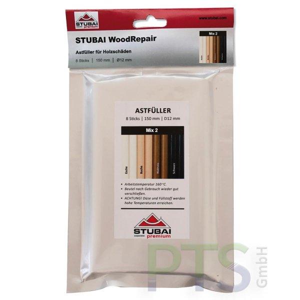 STUBAI WoodRepair   Astfüller   Kompakt-Beutel Mix 2