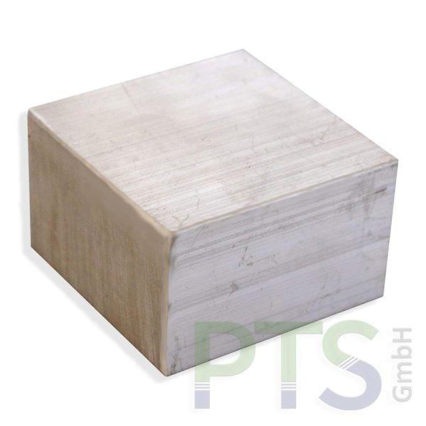 STUBAI WoodRepair Alu-Kühlblock 50 x 50 mm