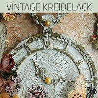 Vintage Kreidelack   Kreidefarbe   Möbellack   Holzlack Antik   Shabby Chic   Old