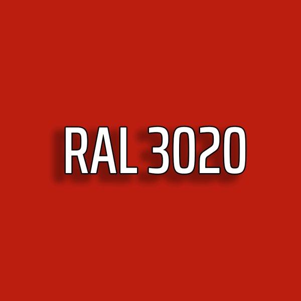 RAL3020 - Verkehrsrot