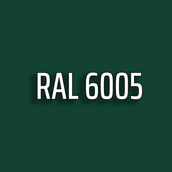 RAL6005 - Moosgrün