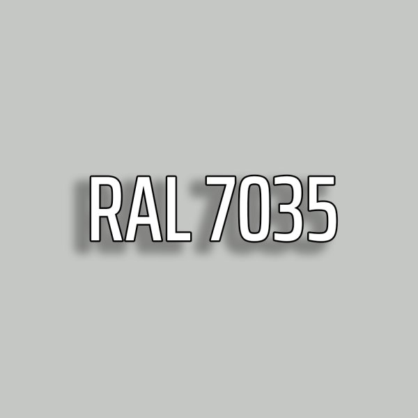 RAL7035 - Lichtgrau